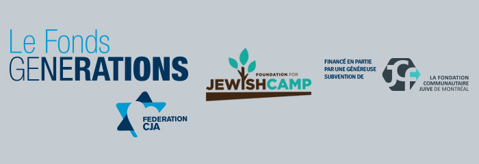 Fonds Generations - Foundation for Jewish Camp